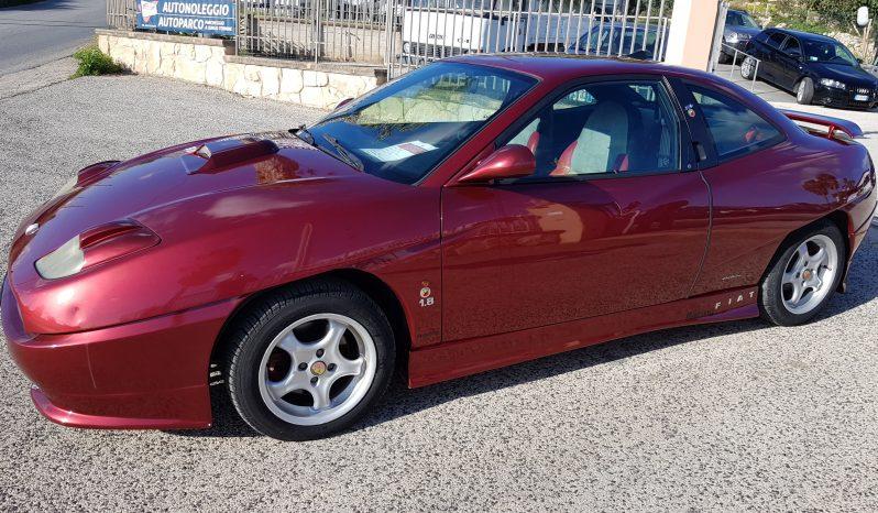 FIAT COUPE' ANNO 1996 CC.1.8   16V  ASPIRATO completo